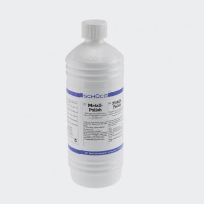 Produit d'entretien pour aluminium anodisé et acier inoxydable