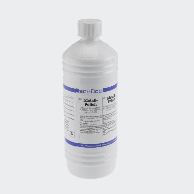Produit d'entretien pour aluminium anodisé et acier inoxydable, 298010